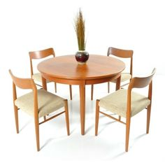 Dinner Chair by Unknown Designer for Unknown Manufacturer