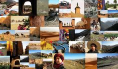 West Africa montage - Trans Africa #morocco #africatravel