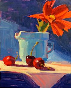 Paintings by Patti Mollica