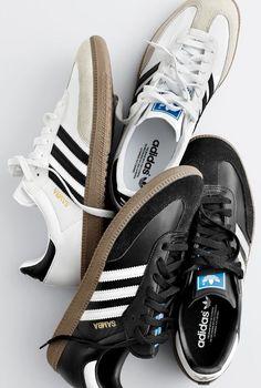 40a21a483d4 Crew men s Adidas® Samba® sneakers. To pre-order