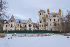 Castle by Michael Moyseyanchik