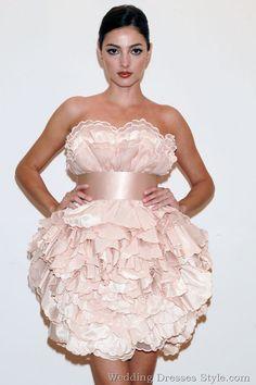 Randi Rahm Bridal Fall 2011