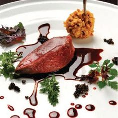massimo bottura food | Chef Massimo Bottura offers contemporary cuisine in an elegant but ...