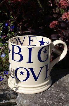 Emma Bridgewater Starry Toast 2 Pint Mug