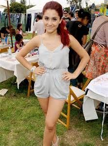Ariana Grande kills it in her play suit