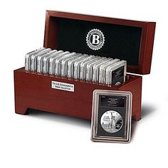 Coins: The U.S. Commemorative Proof Coin Collection
