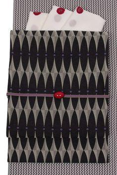 【楽天市場】正絹袋帯 西陣織 お洒落お召機 正絹全通創作袋帯 黒地/幾何学模様:きもの 和<なごみ>