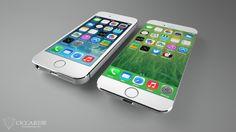 iPhone 6 : Un superbe nouveau concept décliné dans deux tailles