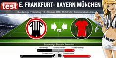 Infografik zum Bundesliga Spiel Eintracht Frankfurt gegen Bayern München am 7. Spieltag der Saison 2016/17 - alle Statistiken zum Spiel der Runde...