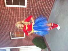 Wonder Woman costume....probably doing this for Morp!