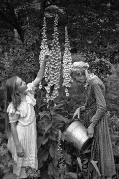 nicolecfranzen:One of my favorite people. She lived the life she wanted to    Tasha Tudor by Richard W. Brown