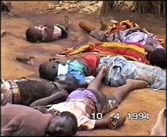 Rwandan Genocide. In 1994 an estimated 800,000 Tutsis and moderate Hutus were massacred in less than 100 days, all while the international community closed their eyes. Many of the victims were women, children and babies. No one was spared.