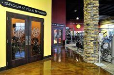 Interior Signage - Gold's Gym Harrisburg, NC