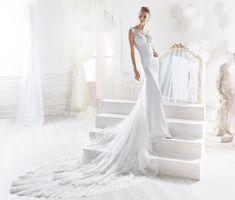 Fashion bride 2018 - Collection NICOLE. NIAB18142. Wedding Dress Nicole.