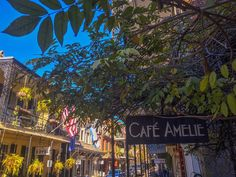 We'll be back open tomorrow at 11am see you then beautiful New Orleans!  #CafeAmelie  #NolaEats #NewOrleans #Louisiana #Delicious #FrenchQuarter #SecretGarden #VisitNewOrleans #NOLA #courtyard by cafeamelie