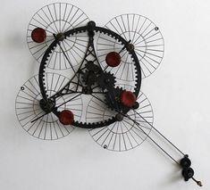 Perennial Flux - Kinetic sculpture by Benjamin Cowden