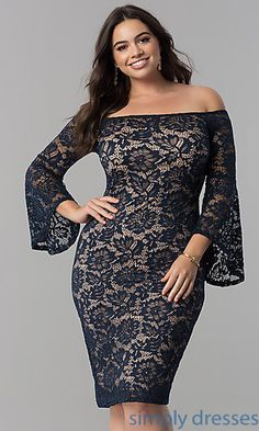 Shop plus-sized formal dresses and semi-formal plus party dresses at Simply Dresses. Plus cocktail dresses, plus-sized dresses for parties, plus-size casual dresses, and evening gowns in plus sizes. Prom Dresses 2015, Lace Party Dresses, Plus Size Dresses, Evening Dresses Plus Size, Dresses Dresses, Dress Party, Short Semi Formal Dresses, Formal Prom, Formal Gowns