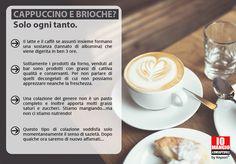 cappuccino e brioche. #falsimiti