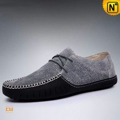 Handmade Leather Driving Shoes Moccasins CW740103 $128.89 - www.cwmalls.com Our best quality handmade leather driving shoes moccasins for men crafted in handsome Italian leather with a classic all-rubber driving sole for comfortable yet rugged wearing experience!