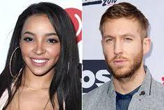 cotibluemos: Calvin Harris podría haber vuelto con su ex Tinash...