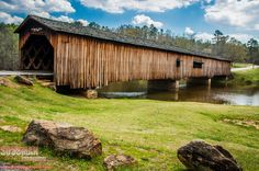 A Guide to Georgia's Covered Bridges.