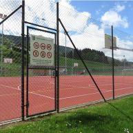 terrain-sport-cloture Sport, Deporte, Excercise, Sports, Exercise