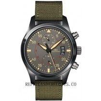 IWC Pilot's Hombres Miramar top gun cronografo reloj IW388002