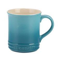 Le Creuset Mug in Caribbean