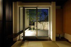 デザイナーズハウス | エントランスステージへの誘い | アーキッシュギャラリー