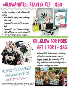 Share this with your friends and when they start a Mary Kay business You get $50 in Free products from me! I'm looking for sharp business minded women!