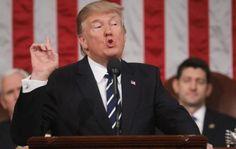 Problemas del mundo empiezan a caer sobre Trump