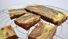 Brownie-s sajttorta kocka - recept, Masni