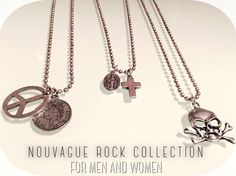 NouVague Rock Collection... COMING SOON !
