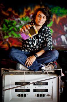 Rhea Dally Chiptune Artist in Beirut