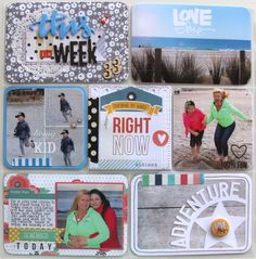 Project Life Week 33