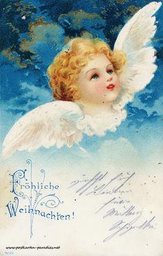 Weihnachtskarten aus dem Kaiserreich - http://grusskarten-neu.org/weihnachtskarten-aus-dem-kaiserreich/