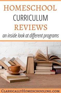 I've used many curricula and completed many homeschool curriculum reviews over the 17+ years I've homeschooled. And here's a list of all the reviews! #homeschoolcurriculum #curriculumreviews #homeschool #homeschooling Kindergarten Homeschool Curriculum, Homeschool Curriculum Reviews, Homeschool High School, Homeschooling, Planer, Foreign Languages, Book Recommendations, Geography, Language Arts