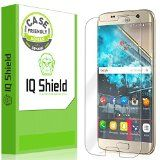 Galaxy S7 Edge Screen Protector IQ Shield LiQuidSkin [Updated Design][Case Friendly] Full Coverage Screen Protector for Samsung Galaxy S7 Edge HD Clear Anti-Bubble Film  with Lifetime Warranty Reviews