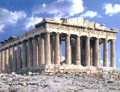 El Templo de Artemisa fue una de las 7 Maravillas del Mundo Antiguo. Destruido en el año 262.