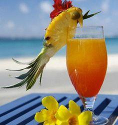Il Mai Tai è il drink dell'estate, basta un sorso per sentirsi in #Polinesia.   #estate