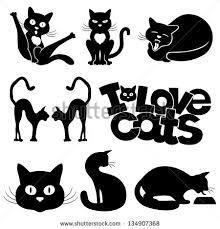 Resultado de imagem para family with cat vector