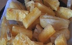 Cassava is popularly referred to as Mhogo (yuca) in Kenyan households. Meals made from cassava are dearly loved and enjoyed. Ingredients of Yucca Recipe, Chef Shows, Fries Recipe, Learn To Cook, Food Videos, Kenyan Recipes, Lunch, Meals, Dishes