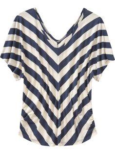 chevron stripes...