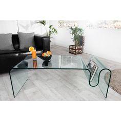 Moderne salontafel Ghost Glas 4 - 22867