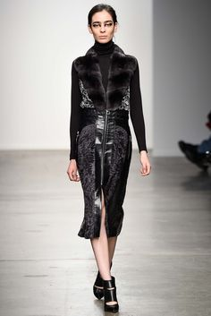 First Looks: The Models Who Opened Every New York Fashion Week Runway Show - Gallery - Style.com