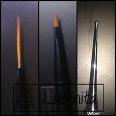 Review pinceles nail art KIKO