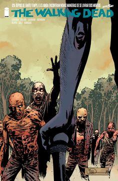 The Walking Dead HQ: #129 (SPOILER ALERT) #FFCultural #FFCulturalLeitura