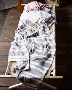 Still thinking about Sunday's easy nap Our camp blankets are crafted in the same building the originals were 150 years ago. Theyve changed little in that time  still 100% cotton yarn-dyed for true and lasting color twill-woven for a lovely drape and finished with simple sturdy hems. Proudly woven and sewn in Amana Iowa. #guideboatcompany #madeinusa