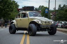 This is how I want a Baja bug to look