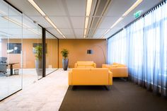 AMS IX  office by New Purpose, Amsterdam   Netherlands office